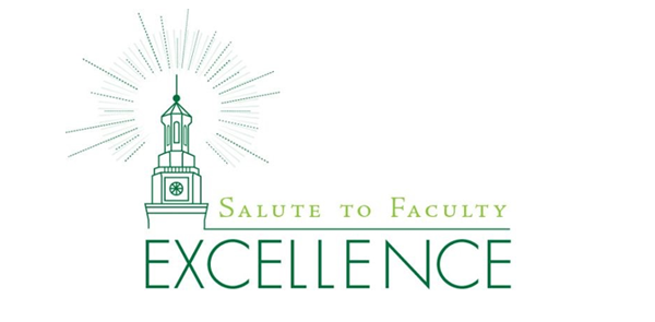 Salute to Faculty Excellence Logo